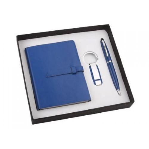 Набор: записная книжка, ручка