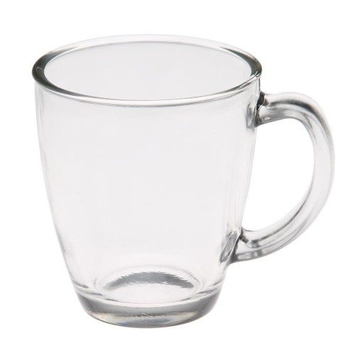 Чашка стеклянная на 325мл