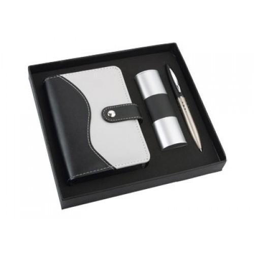 Набор: ручка, органайзер и калькулятор