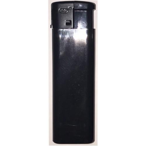 Зажигалка 51 пластиковая черная